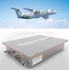 Tronico monte à bord de l'avion plus électrique d'Airbus