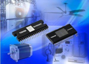 CI driver PWM sinusoïdal 600V pour moteurs triphasés sans balais | Toshiba