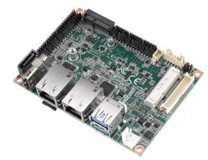 Monocarte Pico-ITX robuste avec fonctions LPDDR4 et eMMC intégrées | Advantech