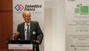 Embedded France tire les enseignements des Assises de l'embarqué 2019