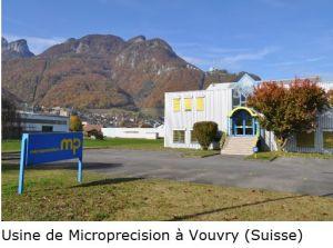 Crouzet rachète le Suisse Microprecision Electronics