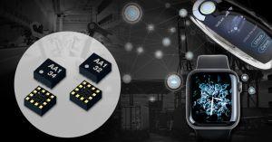 Accéléromètre avec fonction intégrée de filtrage du bruit | Rohm