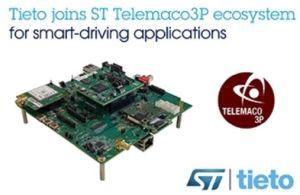 ST coopère avec Tieto sur la sûreté et la sécurité des véhicules