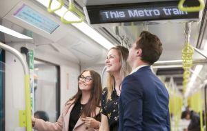 Thales remporte un contrat de 153 M€ pour le métro de Sydney