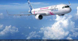 Airbus choisit Toulouse pour créer des capacités de production A321