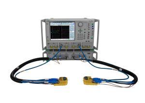 Analyseur de réseau vectoriel avec couverture de fréquences de 70 kHz à 220 GHz | Anritsu
