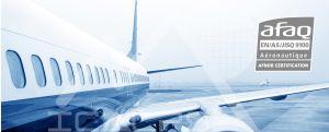 IC'Alps obtient la certification EN 9100 pour les marchés de l'aéronautique, du spatial et de la défense
