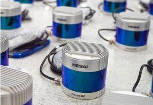Capteurs LiDAR : Bosch participe à la levée de fonds de 173 M$ du Chinois Hesai
