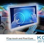Modules d'affichage à écran tactile   KOE