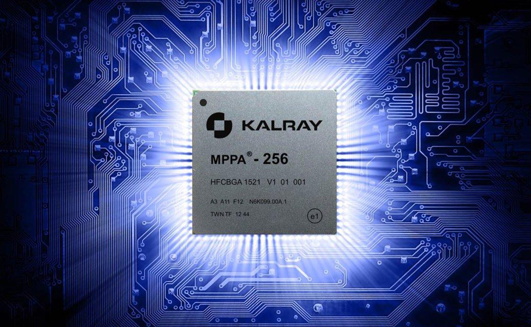 Performances multipliées par 25 pour la 3e génération de processeurs de Kalray