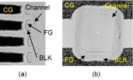Architecture de cellules mémoire Flash 3D semi-circulaire | Kioxia