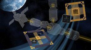 Premier émetteur-récepteur Ethernet à usage spatial | Microchip