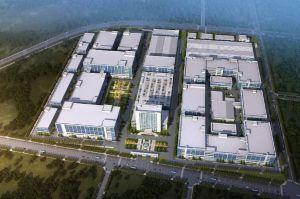 600 millions de dollars pour une usine d'optique en Chine