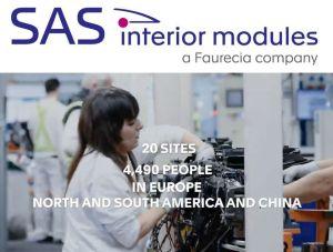 Faurecia finalise l'acquisition de SAS auprès de Continental