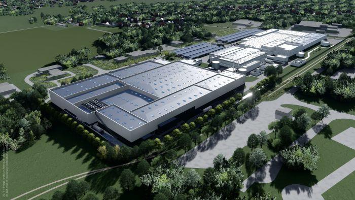 Lancement d'une usine pilote de fabrication de batteries pour véhicules électriques