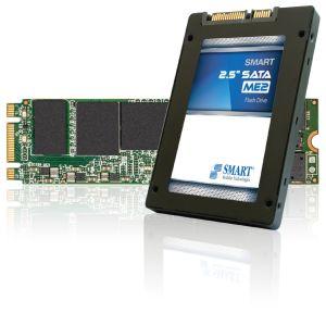 Produits SATA SSD pour systèmes industriels embarqués | Smart Modular