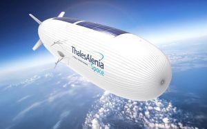 La DGA confie à Thales une étude basée sur le ballon Stratobus