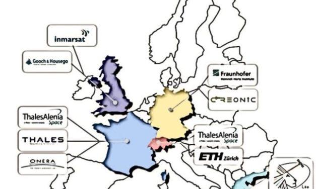 Feu vert pour un projet de recherche européen dédié aux technologies spatiales très haut débit