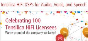 DSP avec codec audio LC3 | Cadence Tensilica