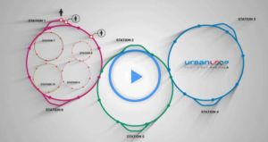 Un projet universitaire de mobilité urbaine par capsule soutenu par RS
