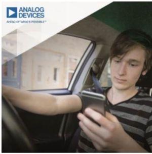 Sécurité automobile : Analog Devices et Jungo s'allient dans la surveillance de l'habitacle