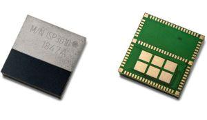 Module RF combo UWB et Bluetooth Low Energy pour applications de télémétrie | Insight SiP