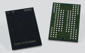 Kioxia dévoile sa cinquième génération de mémoire flash 3D