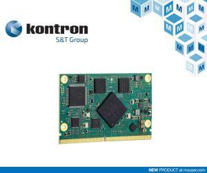Mouser Electronics signe un accord de distribution mondial avec Kontron
