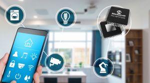 Microcontrôleurs avec transfert des tâches logicielles vers le matériel | Microchip
