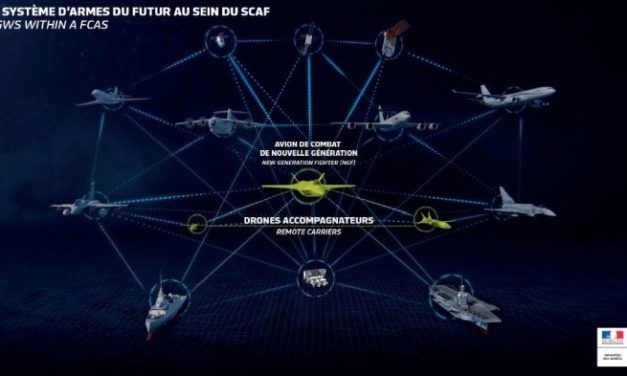 150 millions d'euros pour la conception des démonstrateurs du SCAF