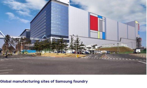 Samsung démarre une fab 7 nm avec lithographie EUV en Corée
