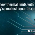 Thermistances linéaires compactes | Texas Instruments