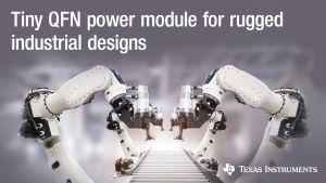 Module de puissance 36 V, 4 A ultra compact | Texas Instruments