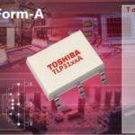 Photorelais à courant élevé | Toshiba