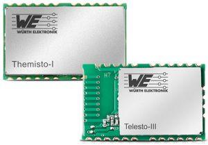 Module radio pour connexions longue distance propriétaires | Würth Elektronik