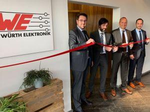 Würth Elektronik établit une succursale en Belgique