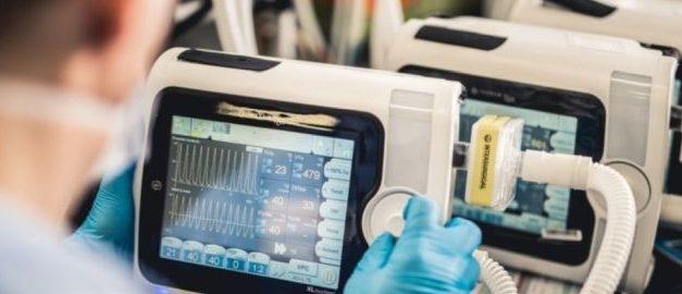Air Liquide, PSA, Schneider Electric et Valeo vont produire 10 000 respirateurs
