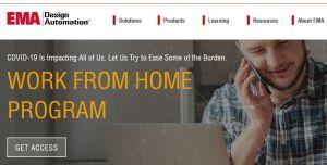 EMA Design Automation facilite la CAO à la maison