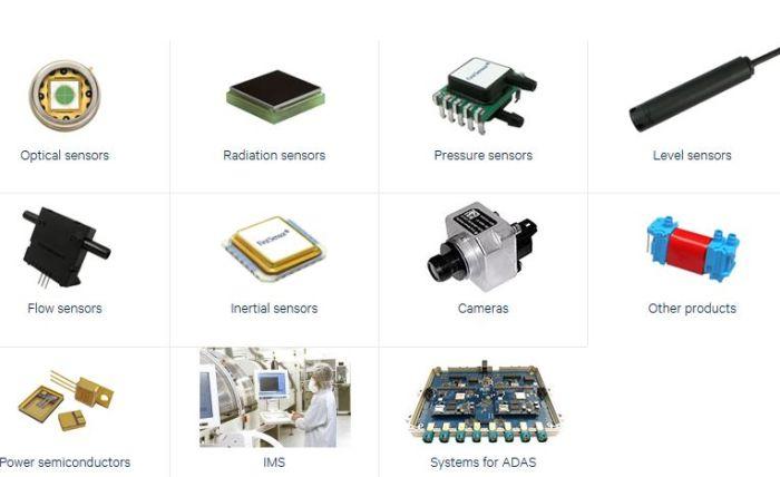 TE Connectivity détient 71,87% de l'Allemand First Sensor