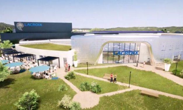 Lancement officiel de l'usine électronique du futur de Lacroix