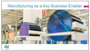 Les usines de STMicroelectronics continuent de produire en Italie