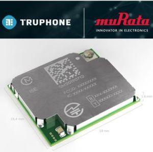 Connectivité IoT sur simple pression d'un bouton : Murata s'allie à Truphone