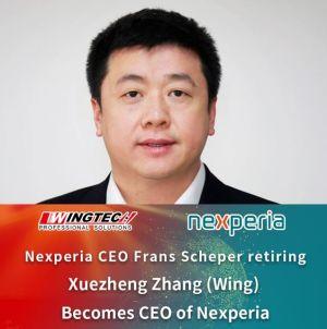 La Chine prend le commandement de Nexperia