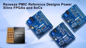 Conceptions de référence de PMIC pour FPGA et SoC Xilinx | Renesas