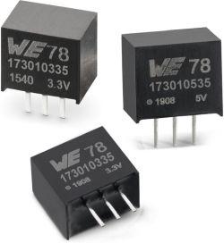 Module d'alimentation compatible L78x | Würth Elektronik