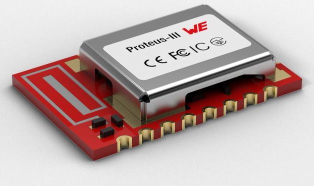 Modules Bluetooth pour applications radio industrielles sécurisées | Würth Elektronik