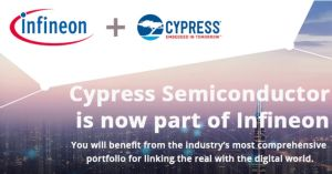 Cypress Semiconductor fait désormais partie d'Infineon