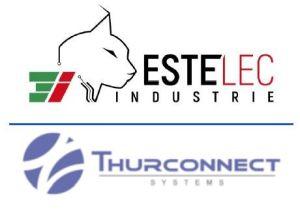 Les Alsaciens Estelec Industrie et ThurConnect créent Esteconnect
