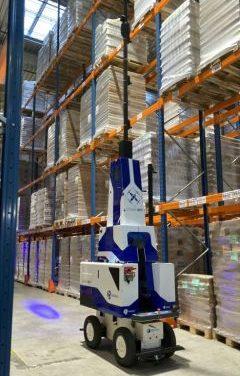 Geodis et Delta Drone lancent l'inventaire assisté par drone en entrepôt