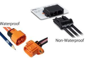 Connecteurs de puissance, bas profil, résistants jusqu'à 125 °C | Hirose